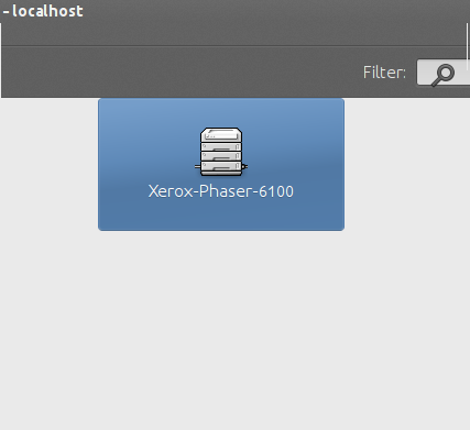 How to fix: rasterto'printer' not available - failed